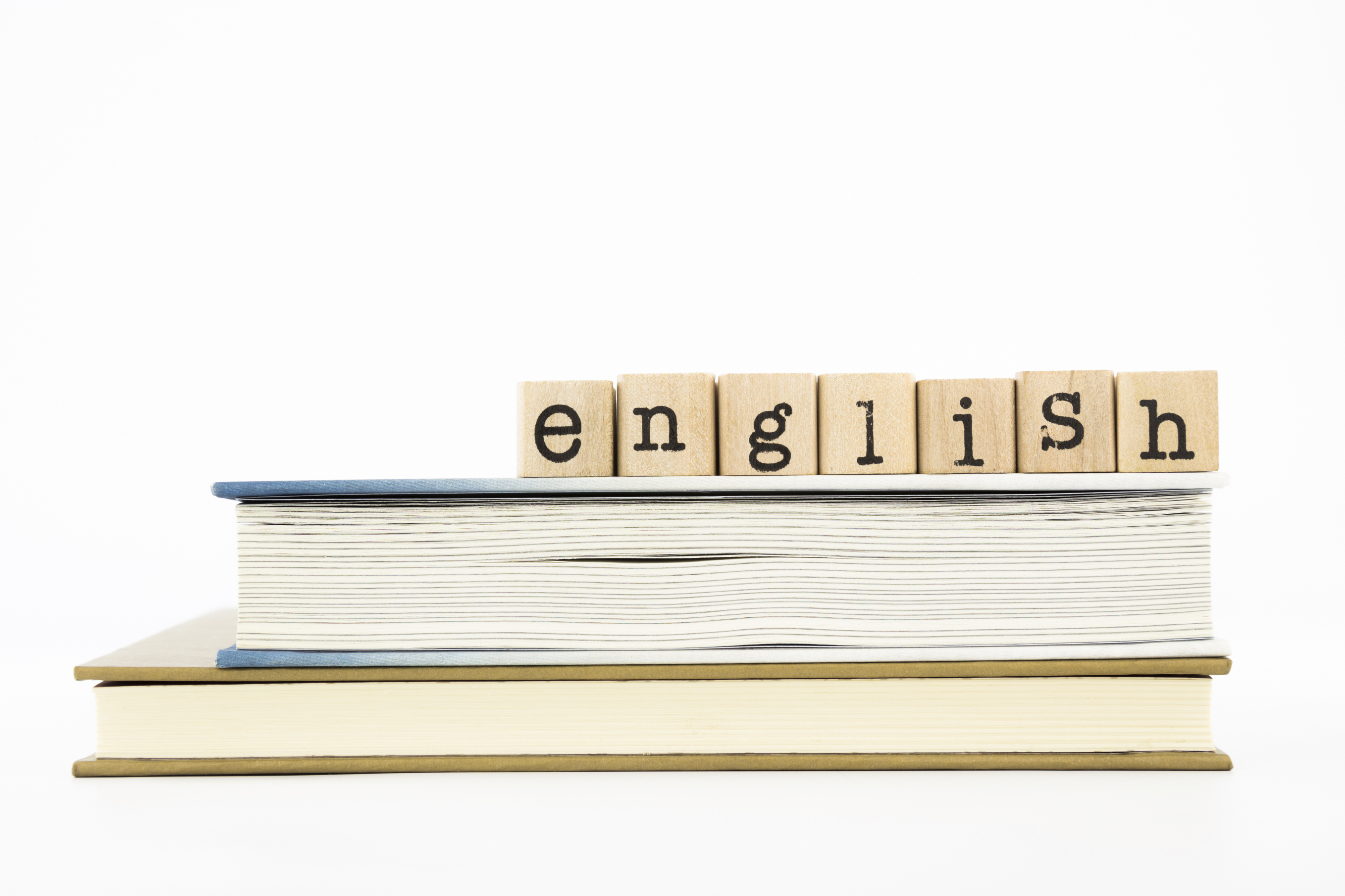 english wording and books